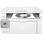 Лазерное МФУ HP LaserJet Pro M130a MFP Laser printer/scaner/copier (A4, 600dpi, 128MB, 22ppm), USB